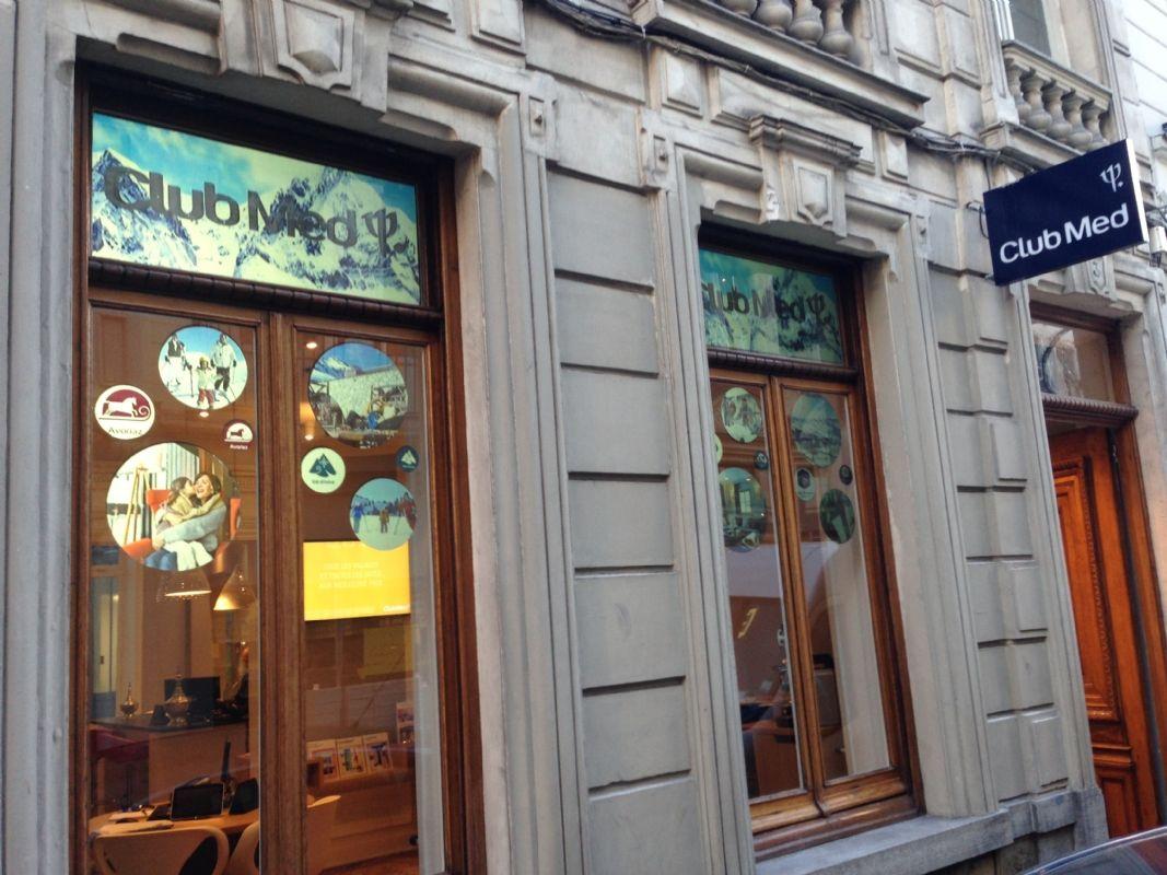 La nouvelle agence club med lille invite au voyage for Agence de decoration