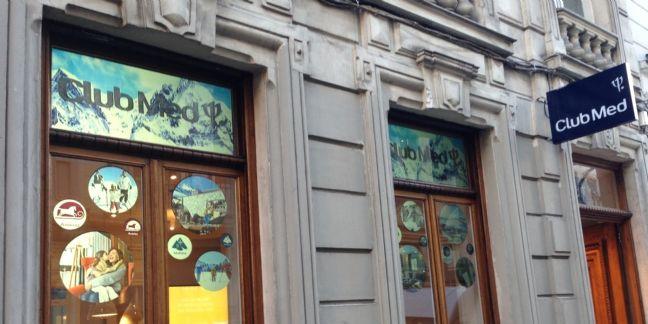 La nouvelle agence Club Med à Lille invite au voyage