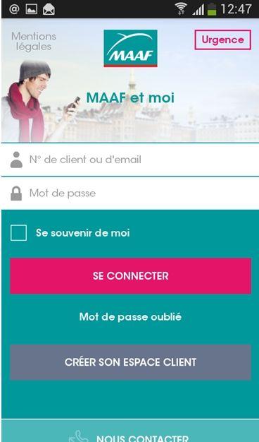 Maaf Et Moi La Nouvelle Application Mobile De Maaf