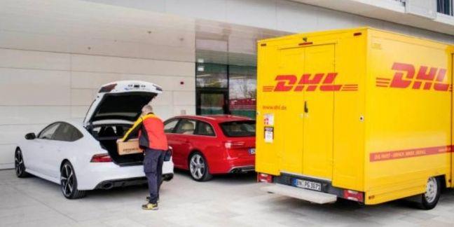 Amazon s'apprête à tester la livraison dans le coffre des voitures de ses clients