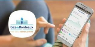 Gaz de Bordeaux lance une application mobile