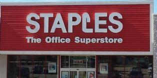 Magasin Staples aux États-Unis