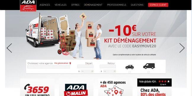 ADA crée une nouvelle plateforme on line