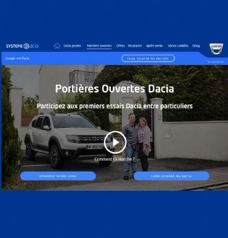 Dacia : quand les clients conseillent les prospects