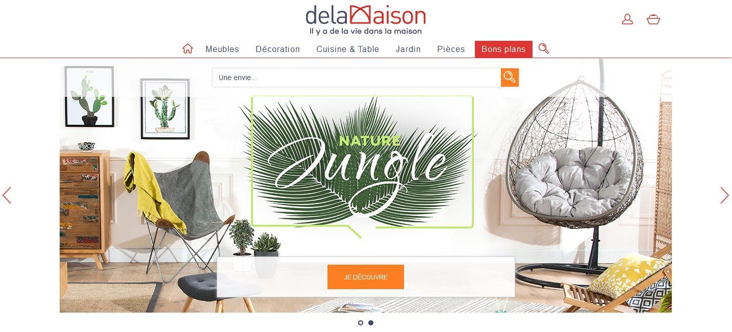 delamaison resserre les liens avec ses clients. Black Bedroom Furniture Sets. Home Design Ideas