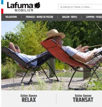 Lafuma Mobilier : la French Touch qui s'exporte