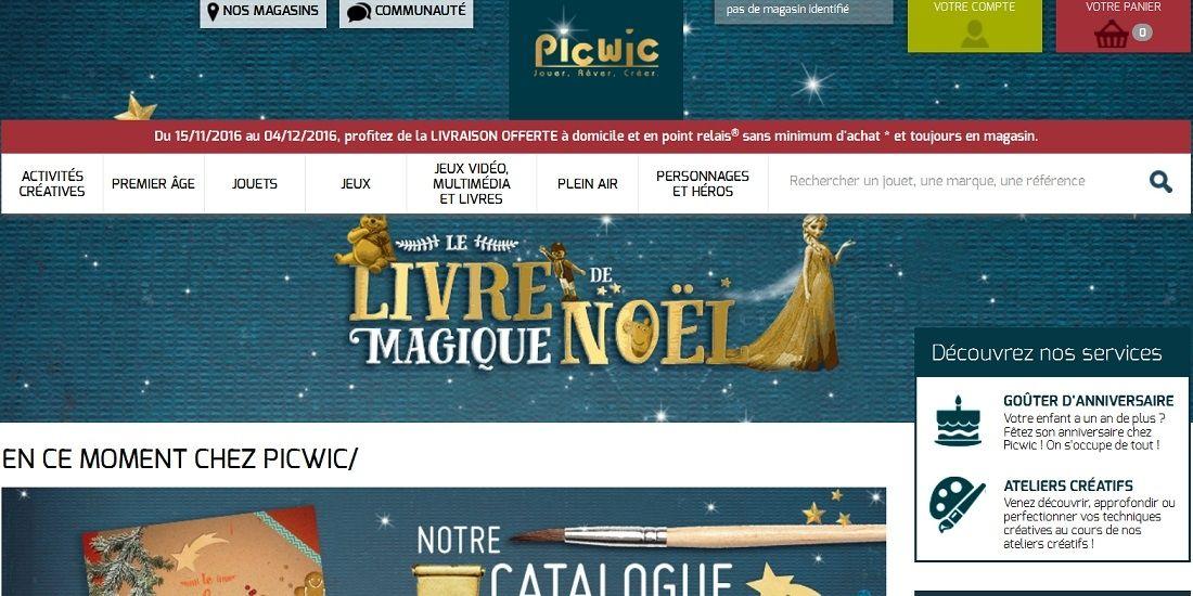 Relation client : Picwic mise sur ses magasins