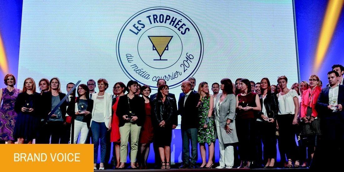 Trophées du Média Courrier 2016 : une édition en ' créativité augmentée '