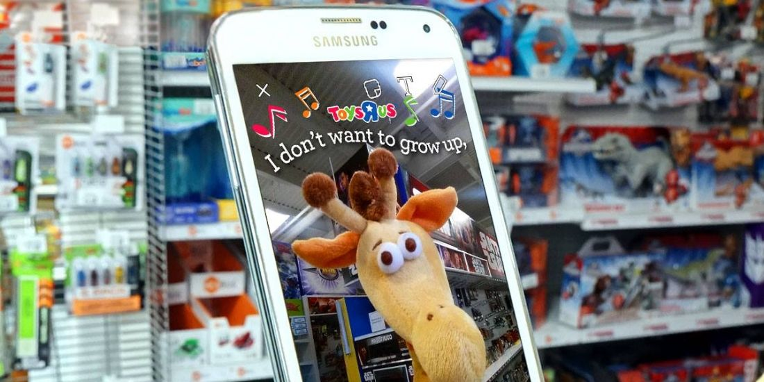 [MWC2016] Retail : sur mobile, Toys 'R' Us cherche les 'micro-moments'