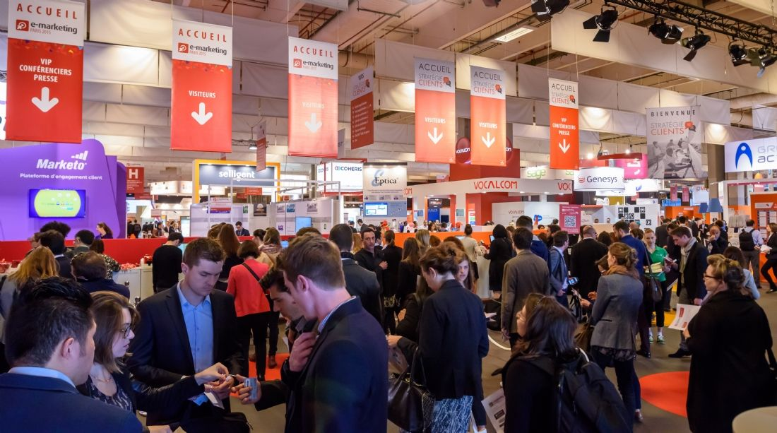 Strat gie clients le programme 2016 for Salon e marketing porte de versaille