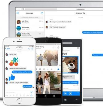 Voyages-sncf.com intègre Facebook Messenger