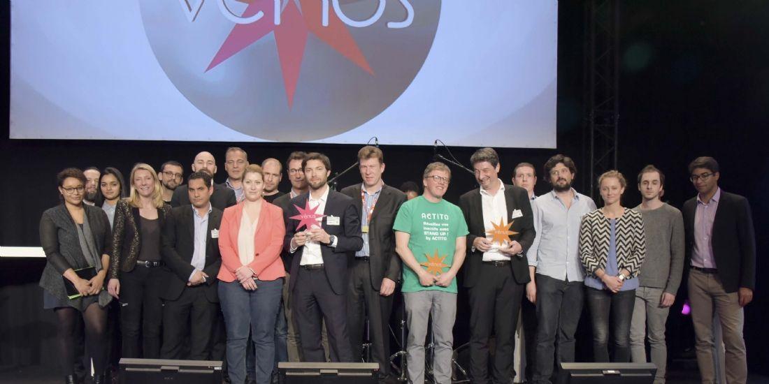 Les v nus de l 39 innovation ont brill sur le salon for Salon de l innovation