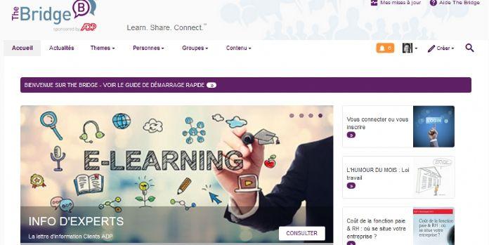 ADP lance une plateforme communautaire pour ses clients