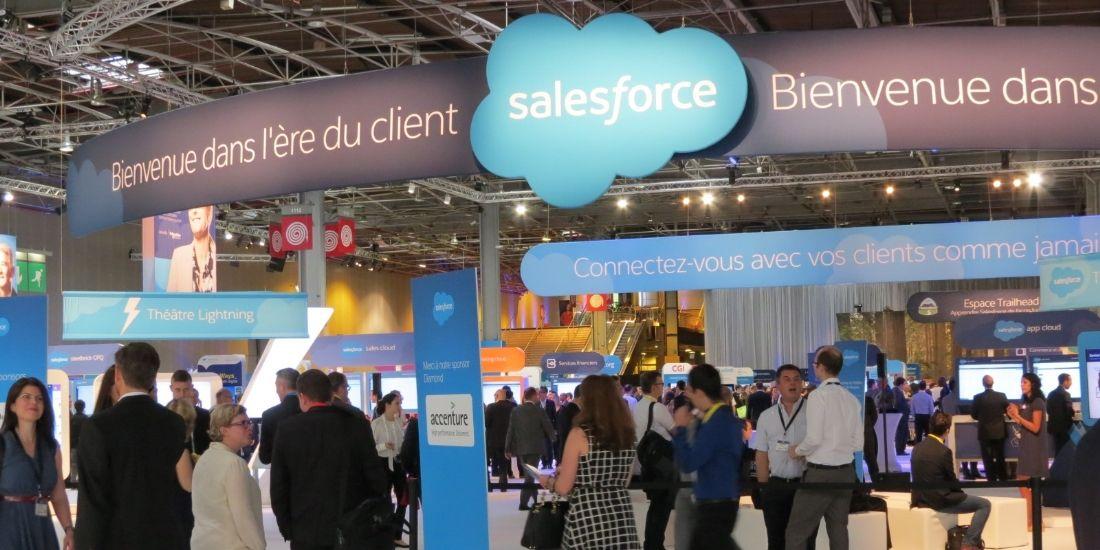 5 enseignements du Salesforce World Tour Paris