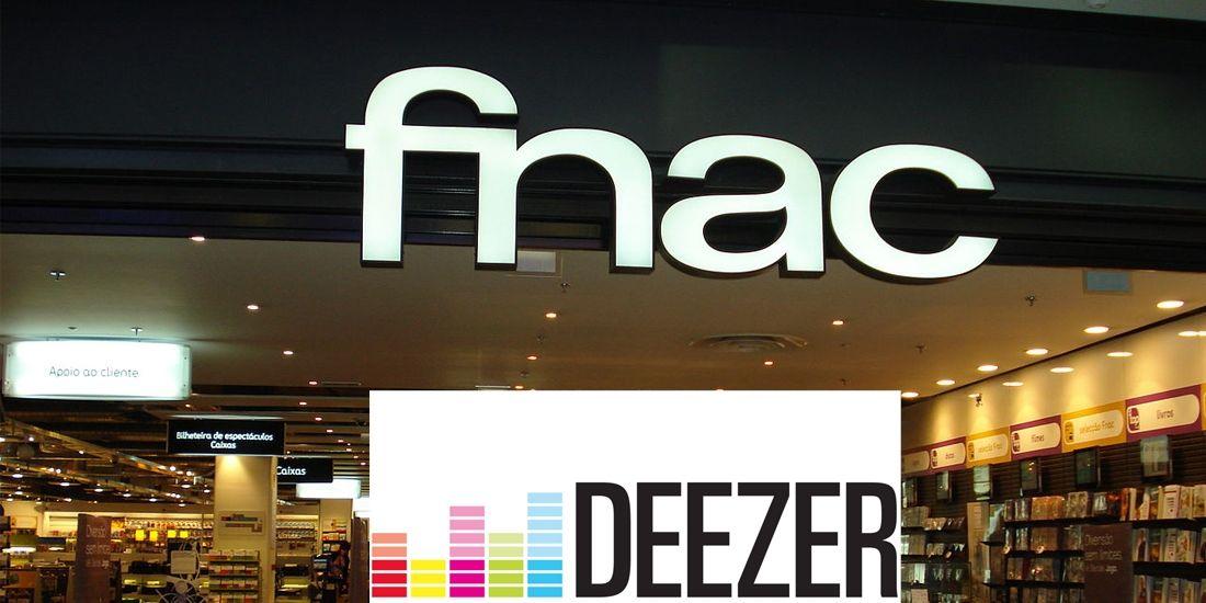 Deezer et Fnac Darty annoncent la mise en place d'un partenariat exclusif