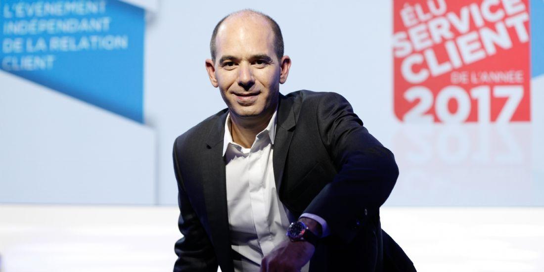 'L'Élection du service client de l'année constitue un moment de fédération des équipes', Ludovic Nodier