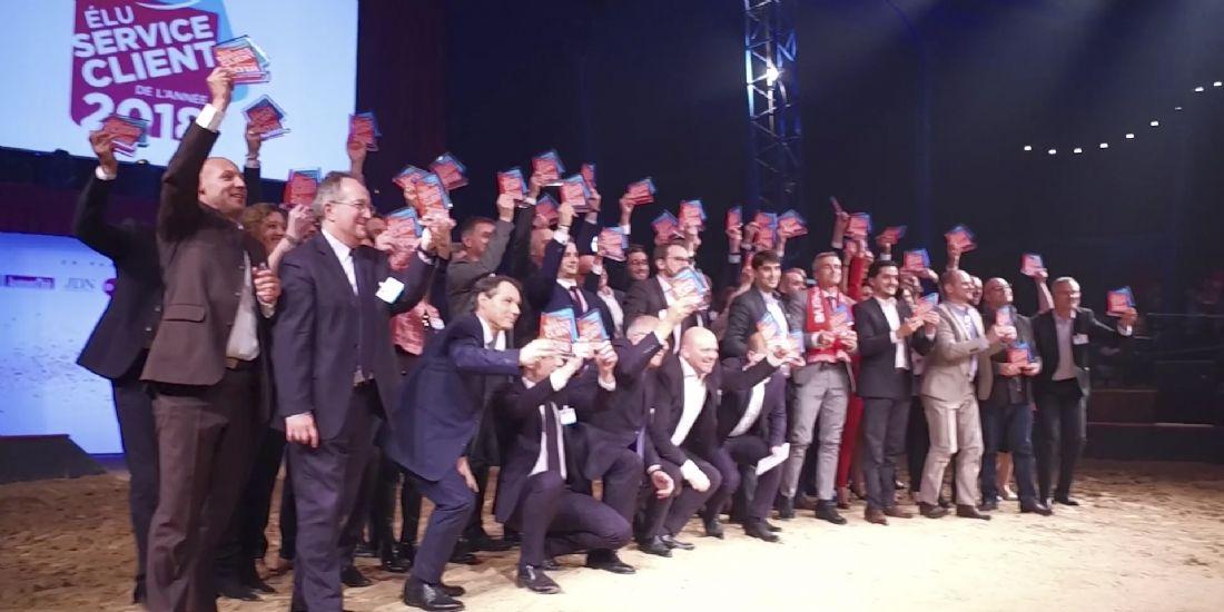 Palmarès de la 11e édition de l'Élection du service client de l'année