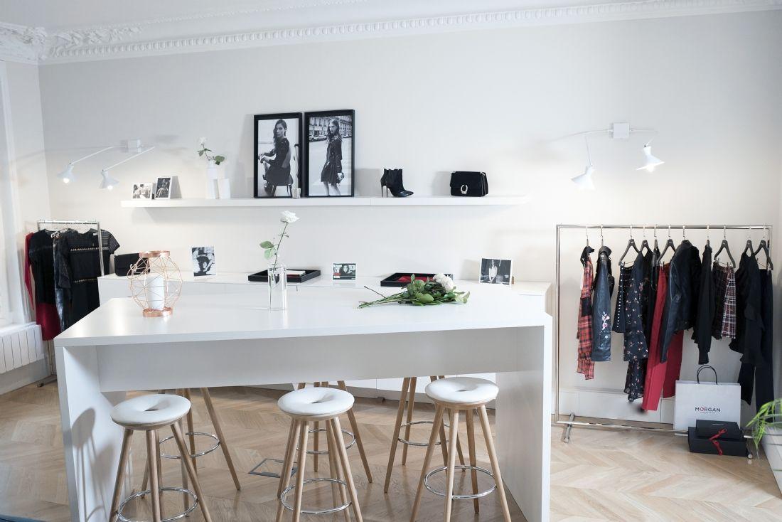 Morgan Propose Une Nouvelle Expérience Shopping Avec Son Appartement
