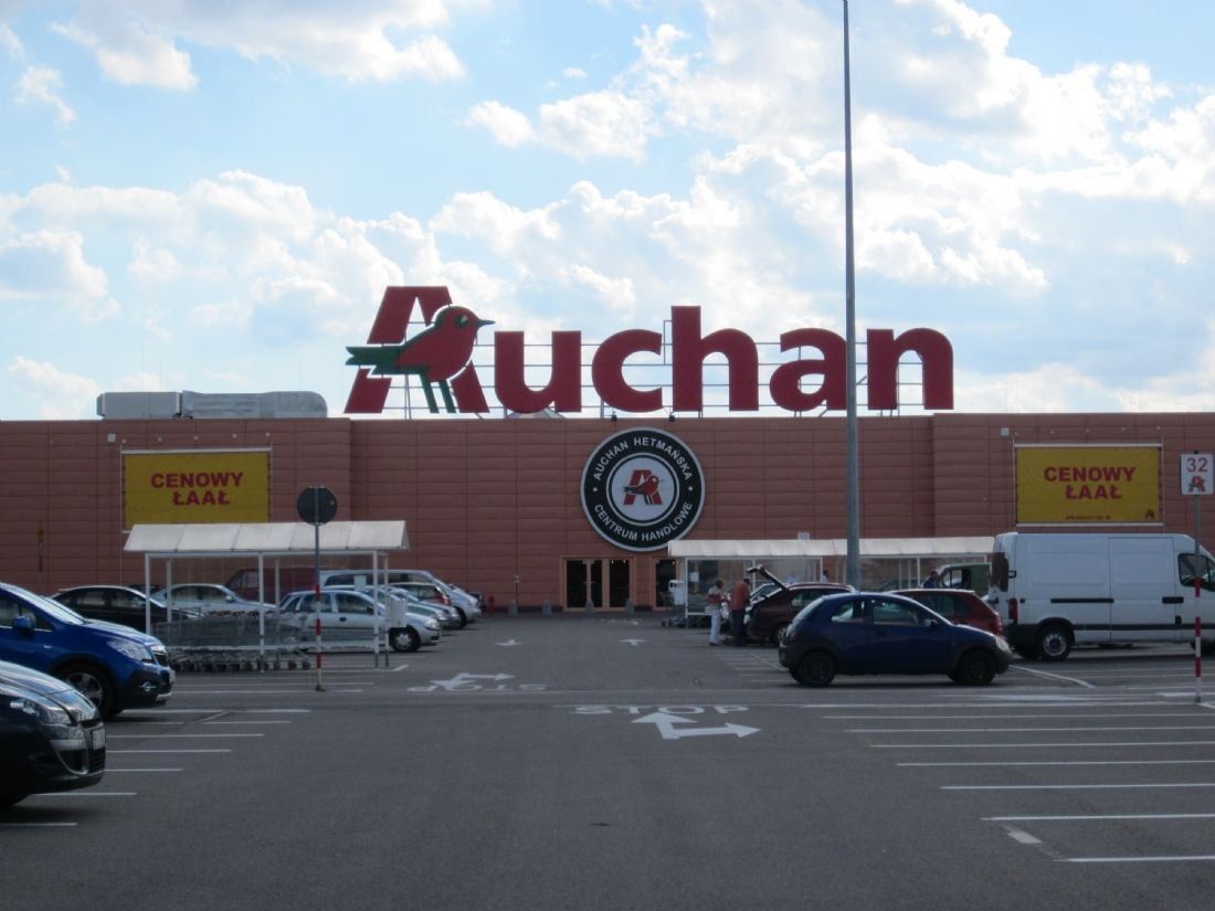 manager auchan salaire