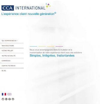 CCA International étoffe ses activités