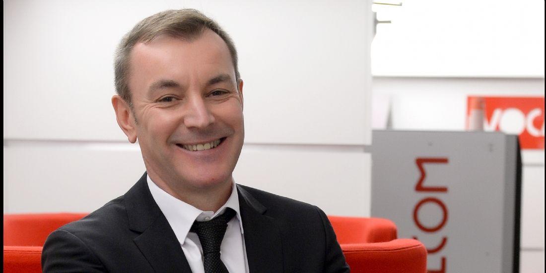 """Gil Monin, directeur France de Vocalcom : """"Vocalcom a réuni le meilleur des deux mondes : les technologies de centres d'..."""