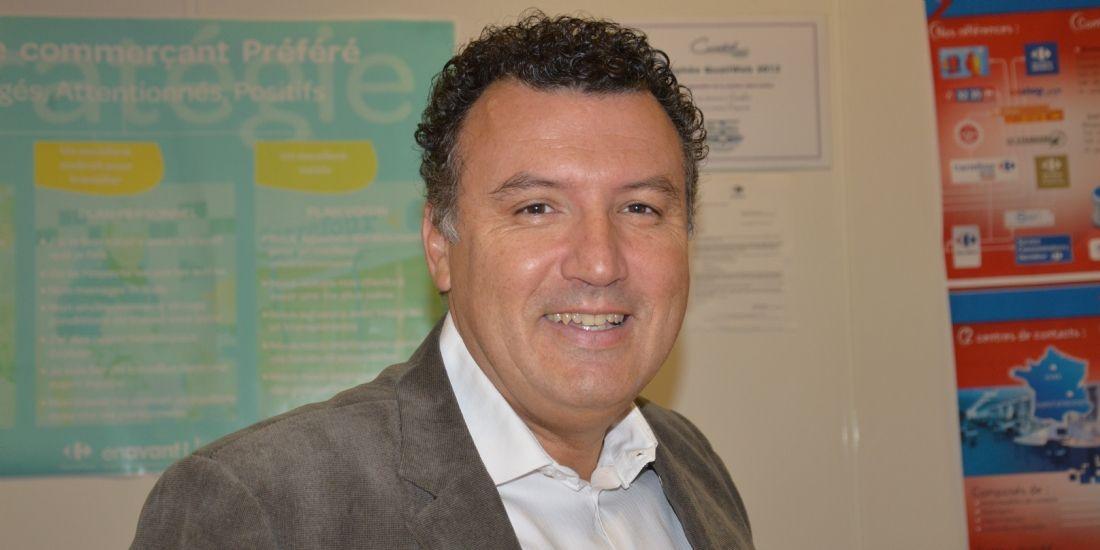 Election directeur(trice) Client 2017 : Richard Edery Directeur service Clients Carrefour France