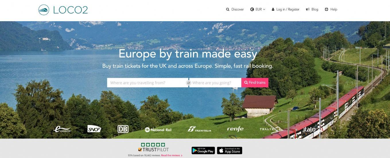Le Groupe Voyages-sncf.com achète le britannique Loco2