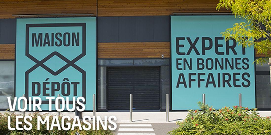 0e6b066c9a3430 Conforama ouvre son premier Maison Dépôt en Moselle
