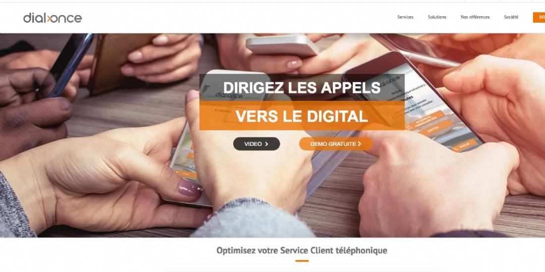 Acticall Sitell adopte le serveur visuel interactif de Dial Once