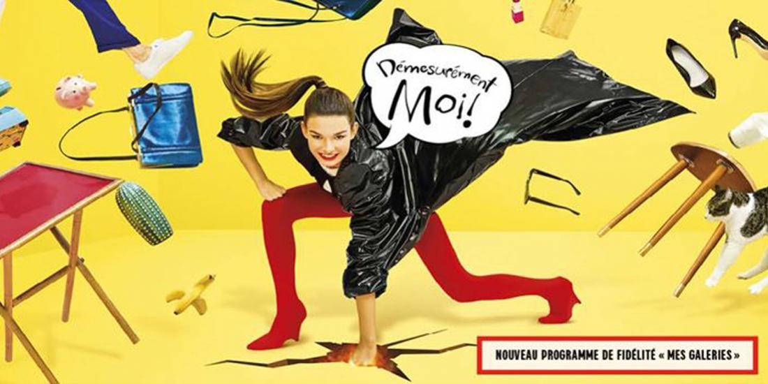 'Mes Galeries', le nouveau programme de fidélité des Galeries Lafayette