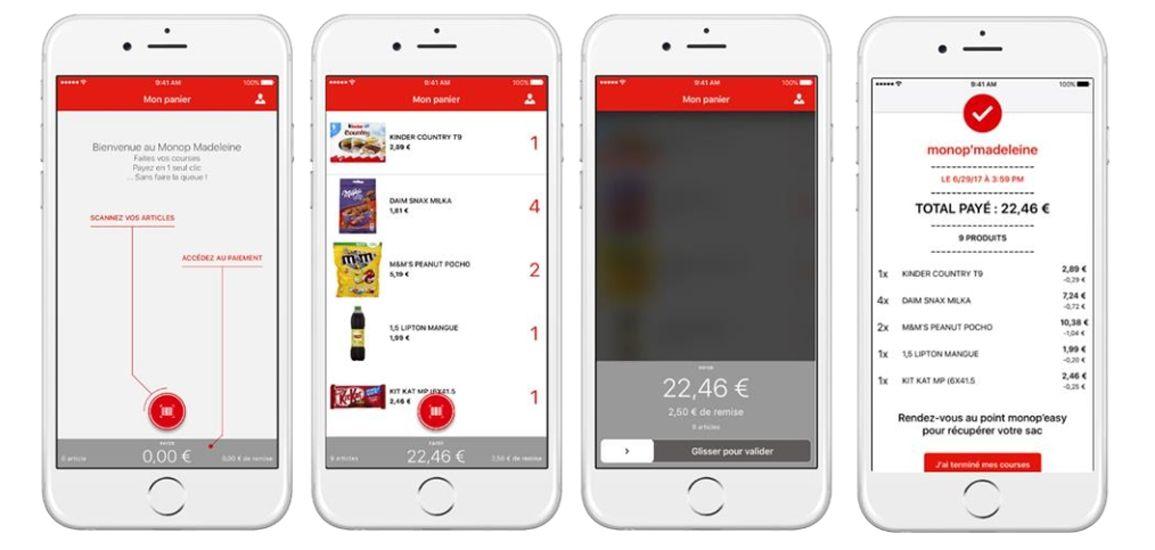 Application Pour Scanner Avec Iphone