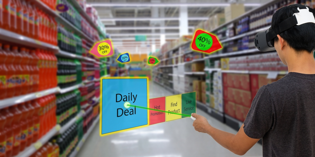 Smart retail: quelle expérience d'achat dans le magasin de demain?