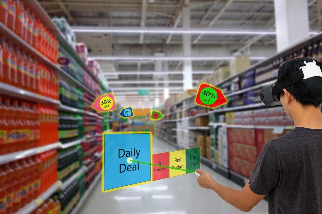 Smart retail quelle exp rience d 39 achat dans le magasin de for Achat dans du neuf