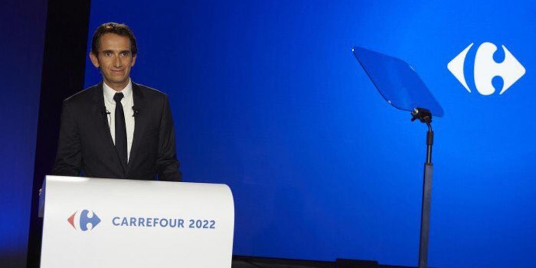 Les ambitions de Carrefour dans l'e-commerce