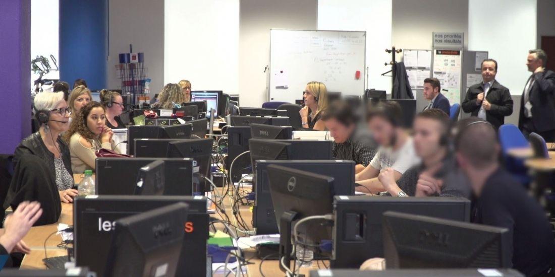 Coriolis Service implante son 7e centre de relation client à Angers