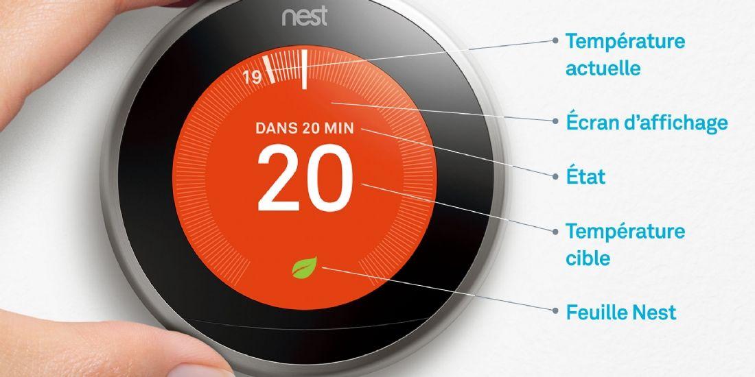 Google mise sur Nest dans sa course à la 'maison intelligente'