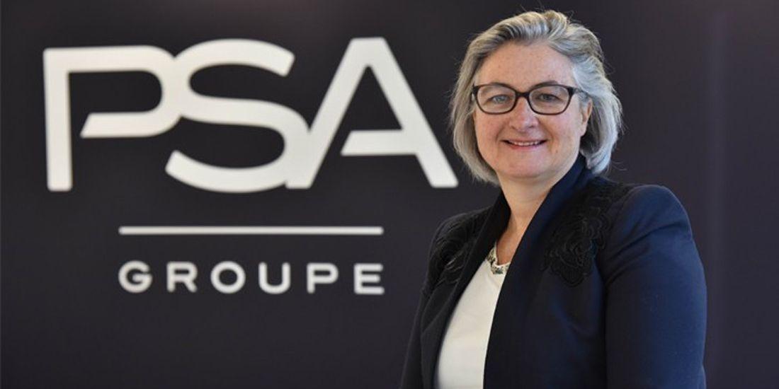Anne Abboud devient directrice de PSA Retail