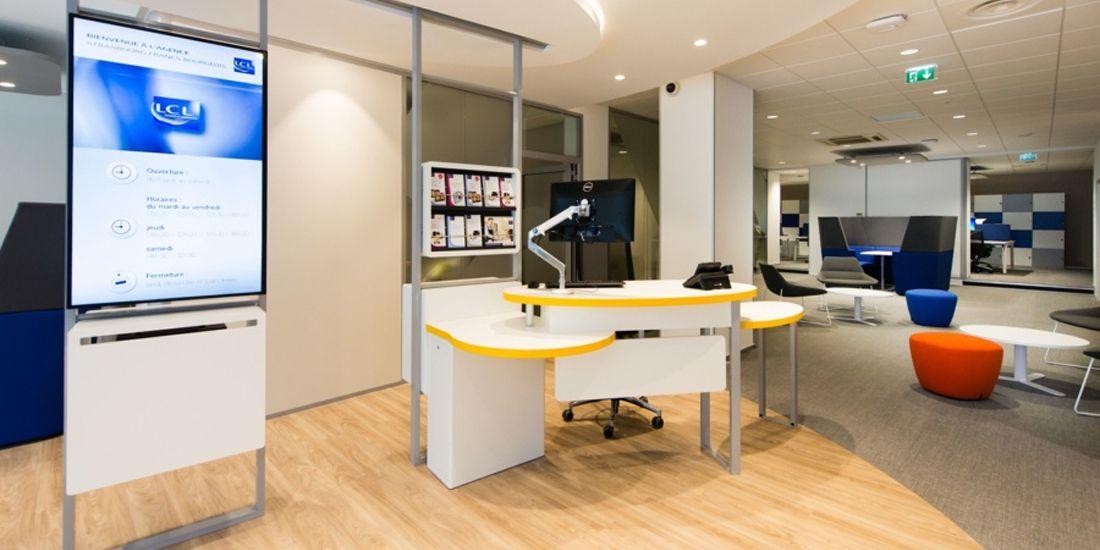 LCL déploie le concept 'Mon Agence' dans 40 établissements