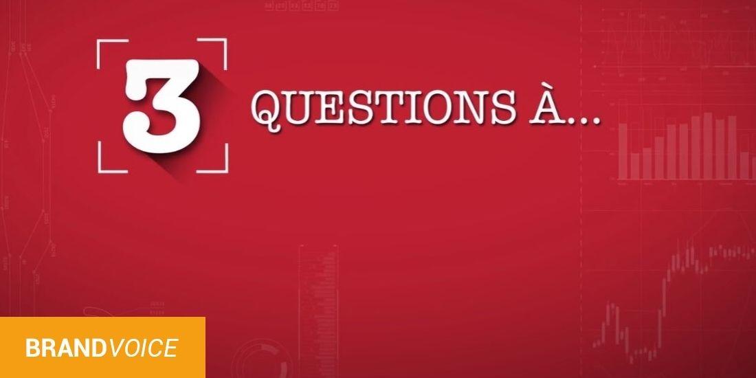[ Video ] 3 questions à Julien Rio, Directeur marketing de Dimelo