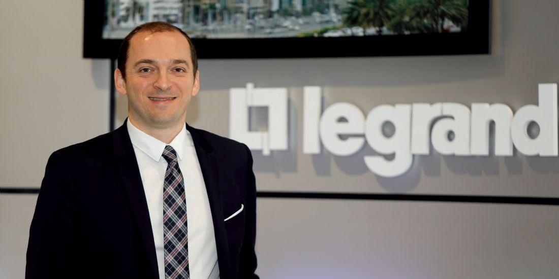 Élection directeur(trice) Client 2018: Jérôme Boissou, Eliot by Legrand (IoT) Project Leader chez Legrand