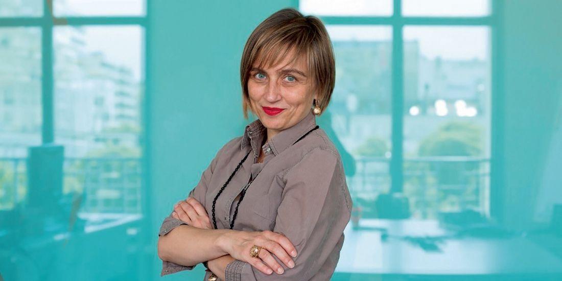 Election directeur(trice) Client 2018: Nathalie Gonzalez, Directrice Marketing et Communication de Nespresso