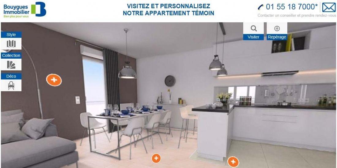 Bouygues Immobilier accélère la digitalisation de son expérience client
