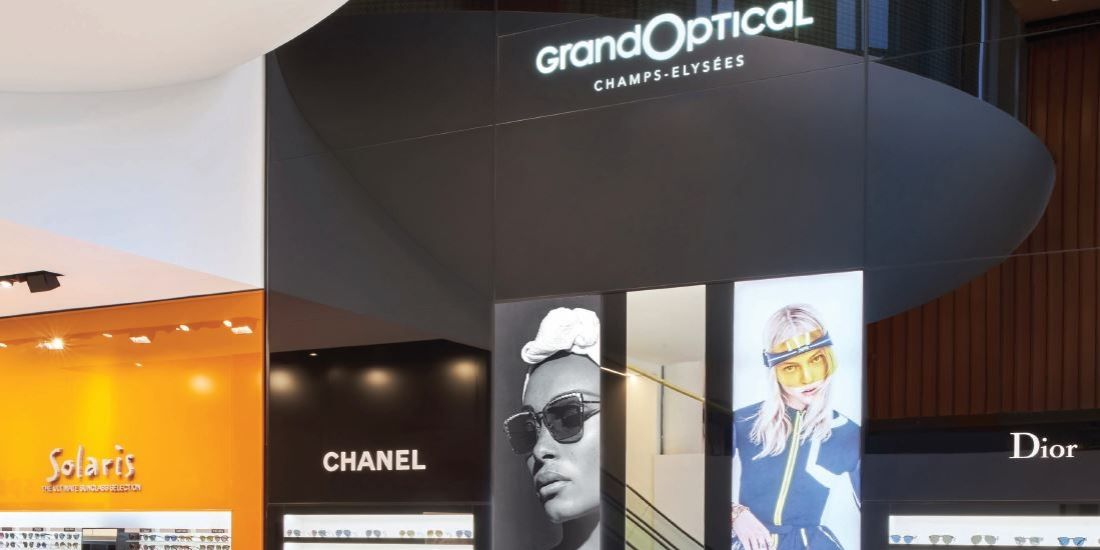 Grand Optical, des promos au premium