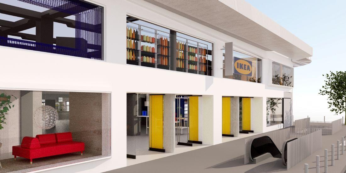 Ikea inaugura son premier magasin parisien à Madeleine le 6 mai 2019
