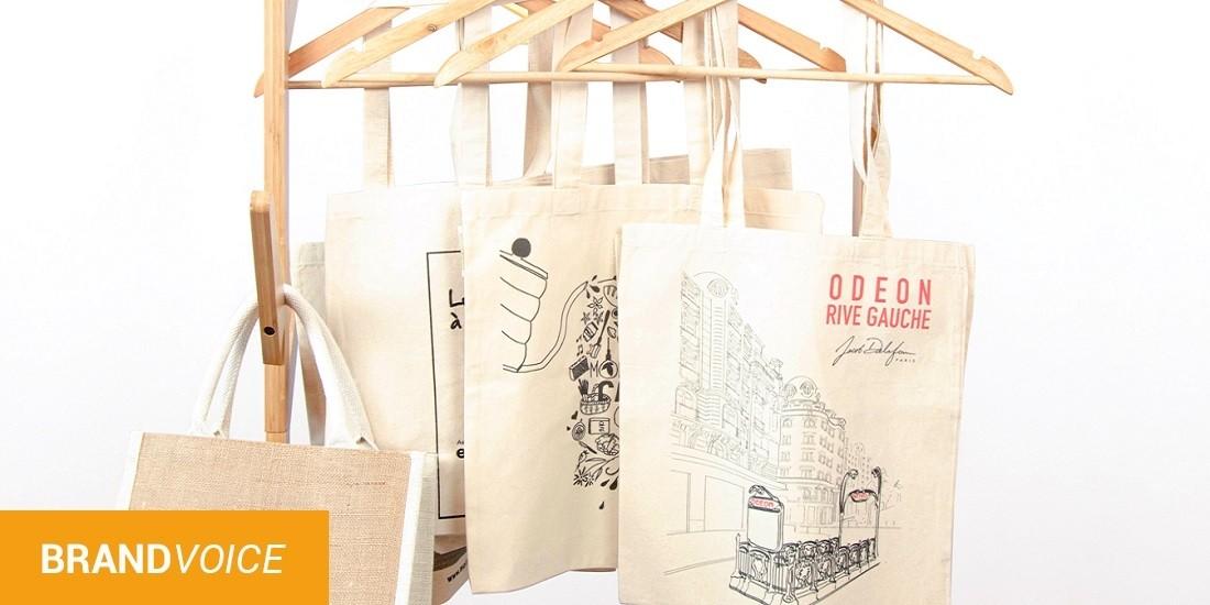 Tote bag personnalisé, l'accessoire indispensable à avoir !
