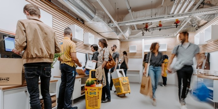 Ikea France: pari gagné sur le digital
