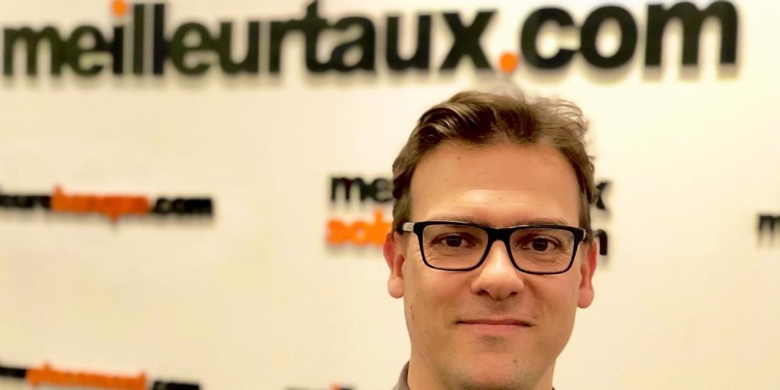Christophe Perrin nommé UX manager du groupe Meilleurtaux