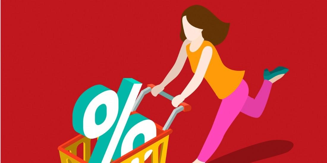 Les consommateurs français toujours derrière les Américains pour le Black Friday