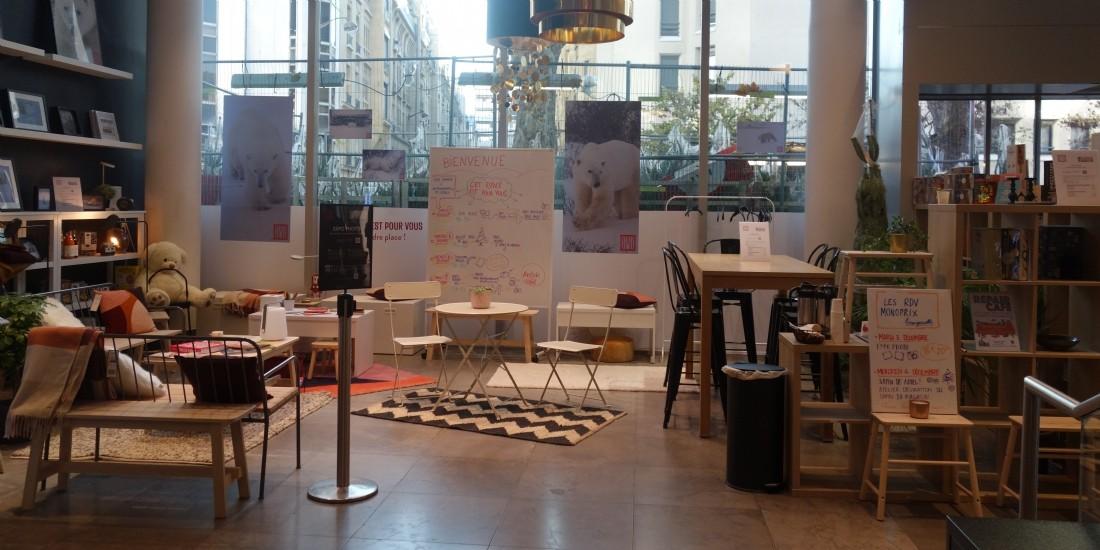 Monoprix expérimente une nouvelle approche servicielle à Paris Beaugrenelle