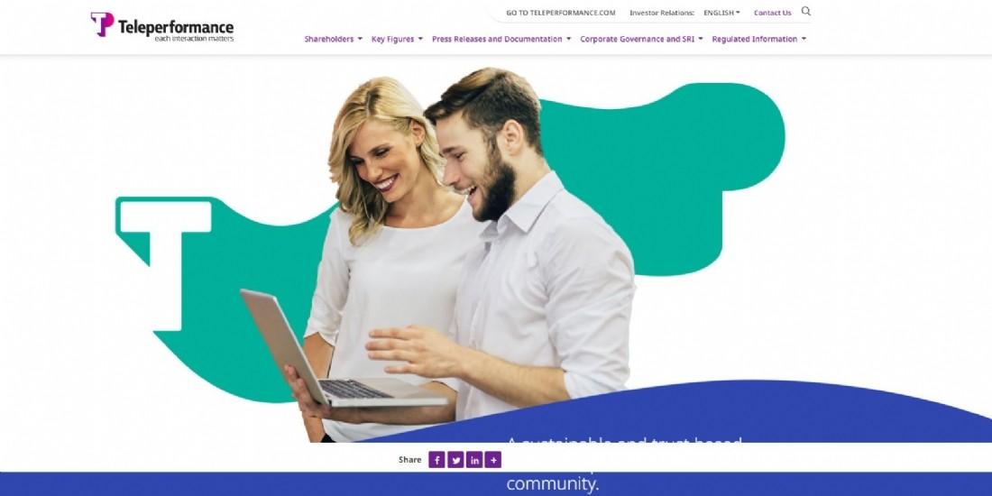 Teleperformance nommé meilleur employeur 2019